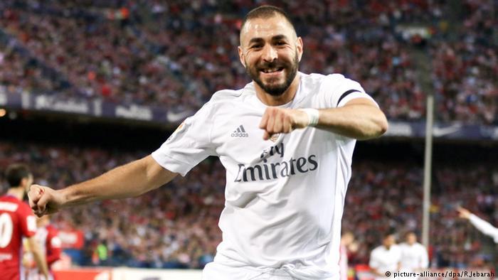 هدف ريال مدريد عن طريق بنزيمه