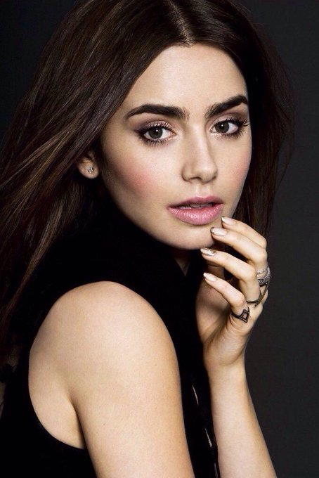 Happy 28th Birthday Lily Collins