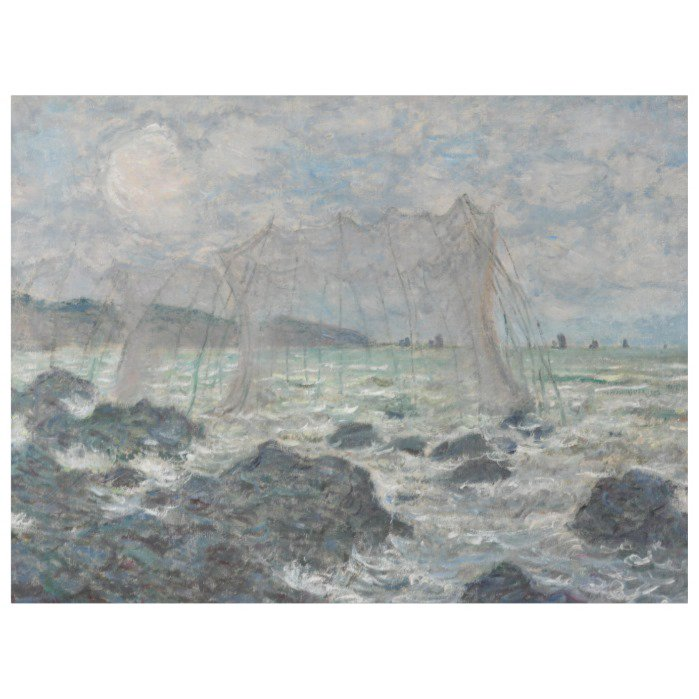 Fishing Nets at Pourville Claude #Monet Fleece #Blanket   https://www. zazzle.com/z/3piy8  &nbsp;  <br>http://pic.twitter.com/WqsDK0BwoY