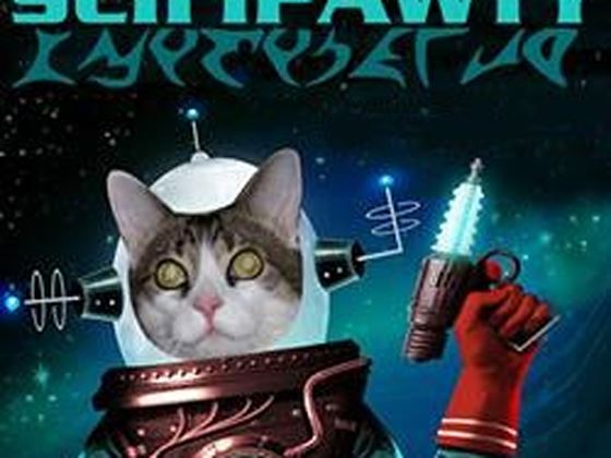 Thumbnail for 7th annual #SciFiPawty for @BorisKitty