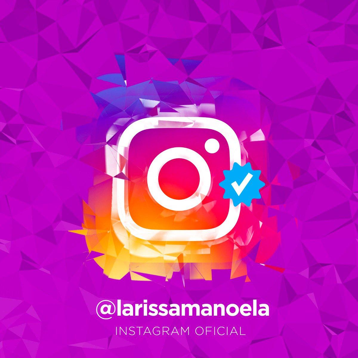 LARISSA MANOELA on Twitter