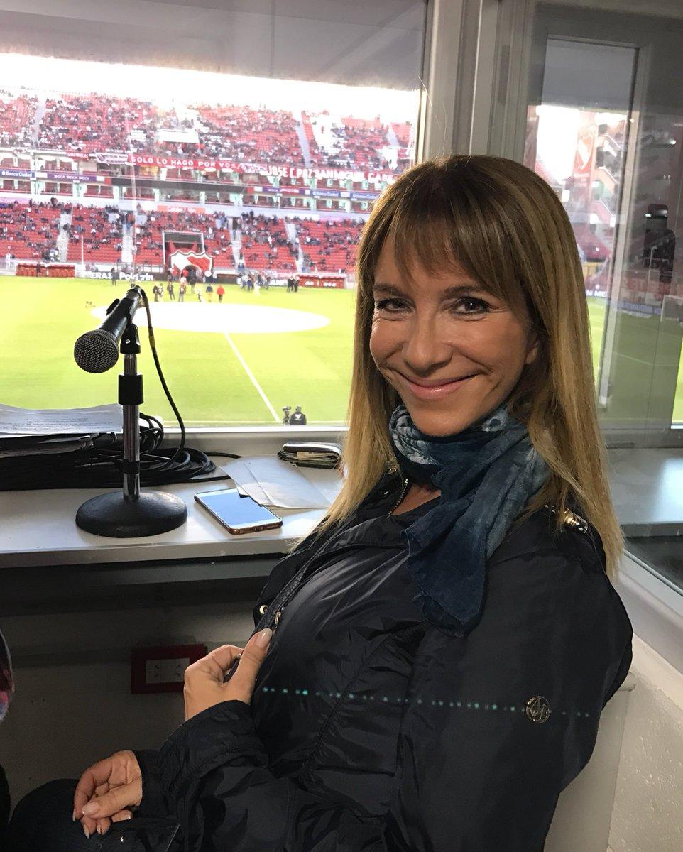"""María Isabel Sánchez fue la """"voz femenina"""" en el LDA"""