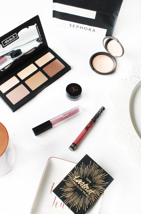 Style and Splurging // Beauty/Lifestyle Blog: Sephora Haul