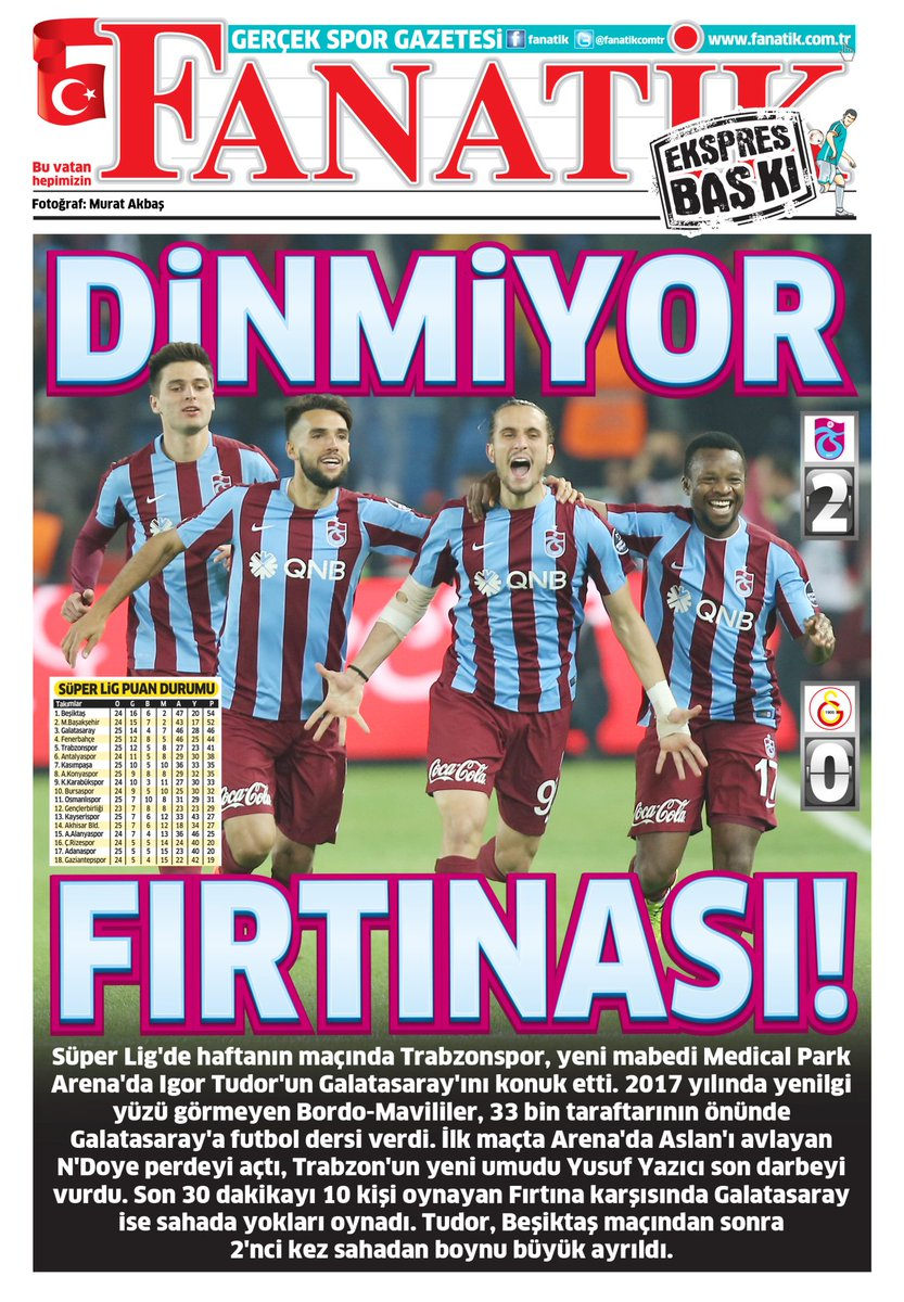 #olcaysahan #trabzonspor<br>http://pic.twitter.com/REqcom9w3f