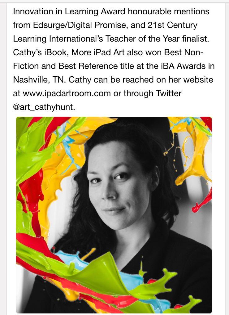 @art_cathyhunt @cueinc @CUERockStar @EBCUE Keynote #cue17 https://t.co/evPv4sg8xN