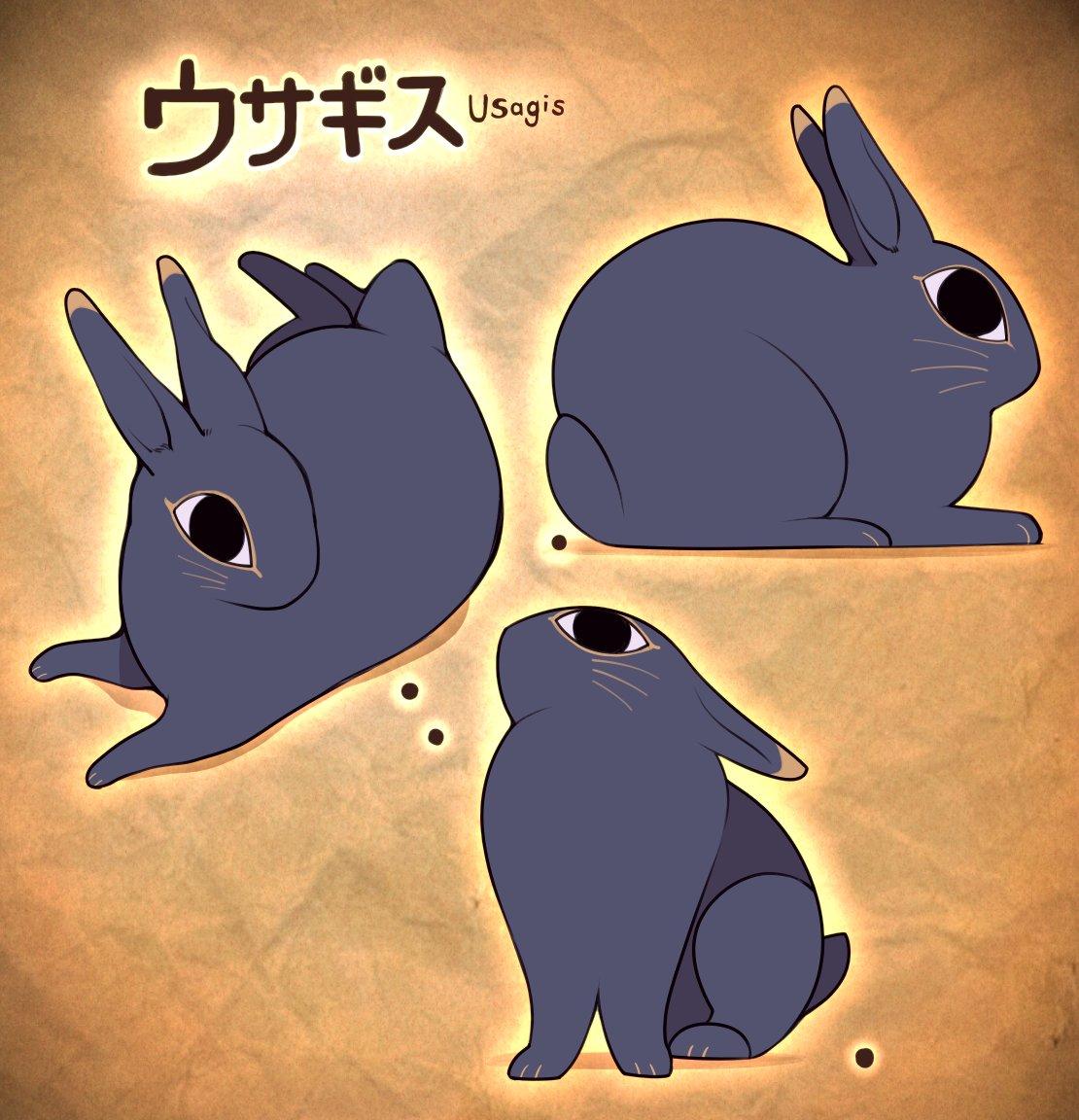 うさぎの神ウサギス