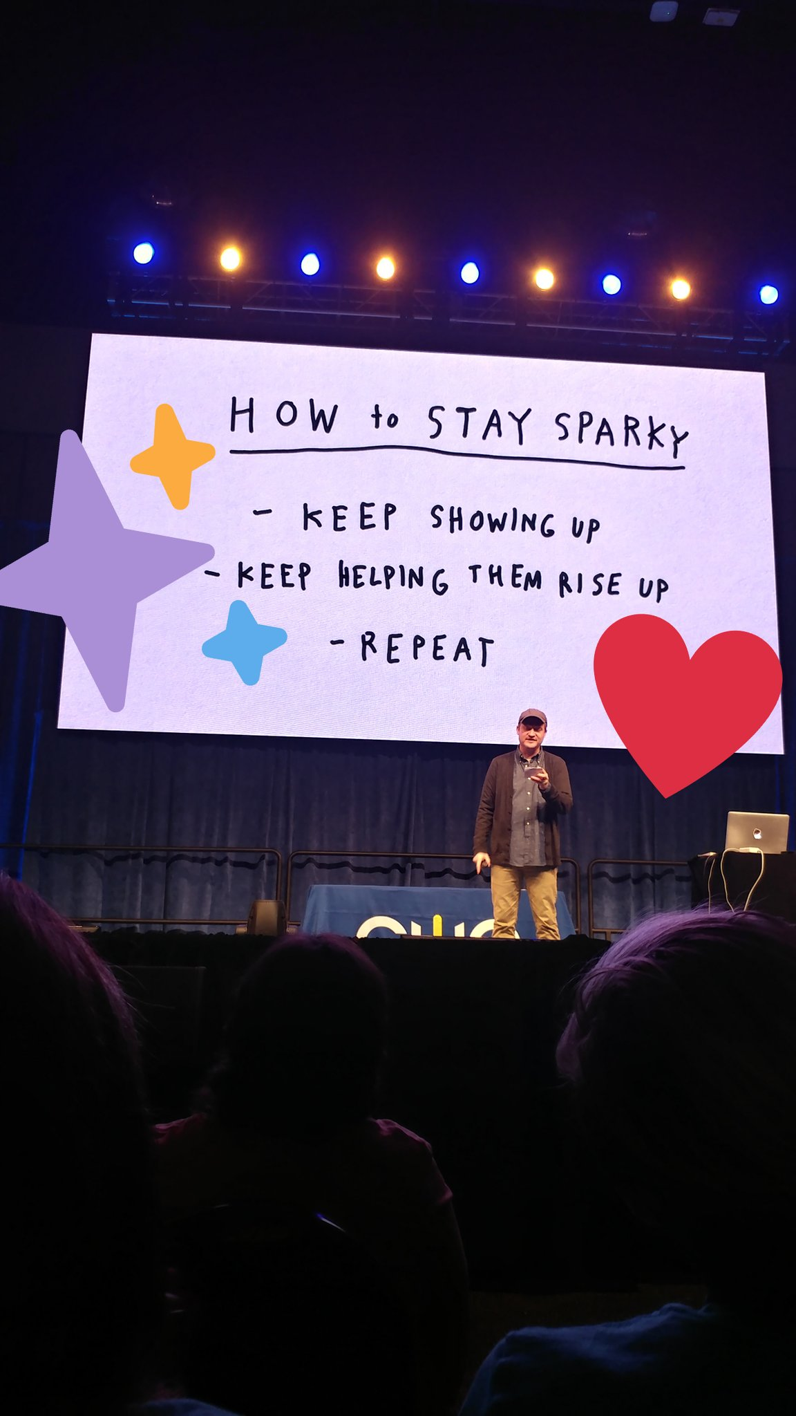 Thanks again for all the awesomeness @thebradmontague #staysparky #cue17 #beabettergrownup https://t.co/I31ZGReg5j