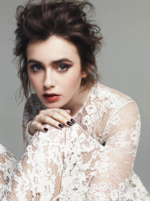 Happy Birthday Lily Collins
