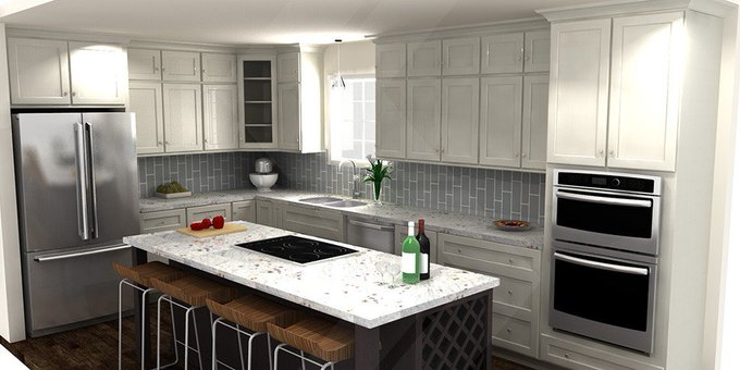 Space Planning for a Kitchen Remodel