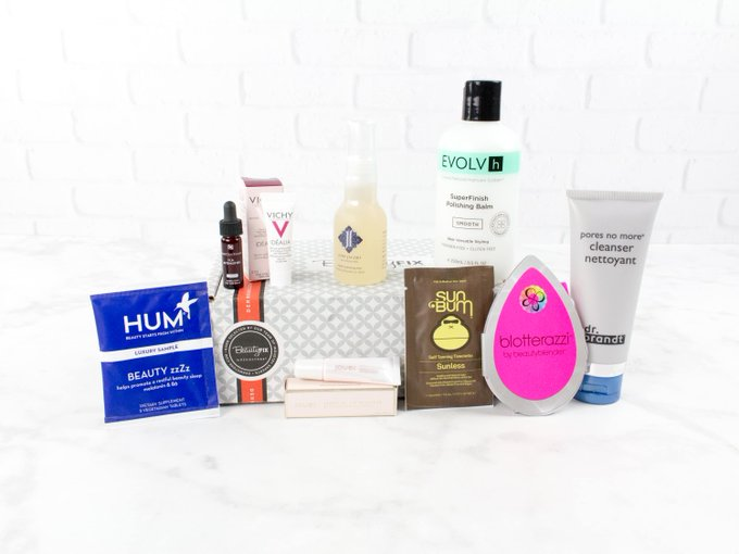 BeautyFIX March 2017 Subscription Box Review