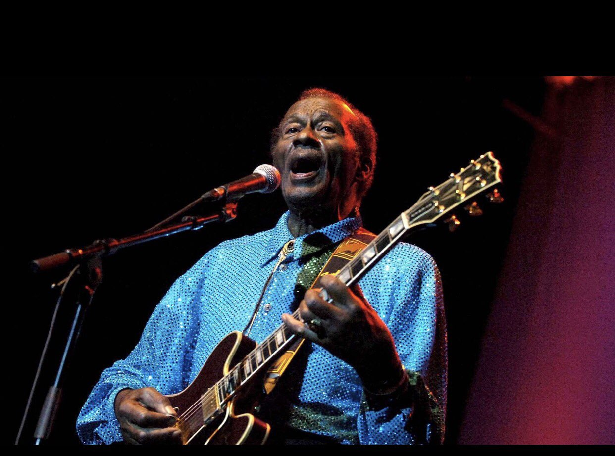 Thumbnail for Musicians, fans mourn Chuck Berry