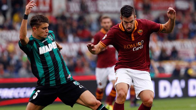 Vedere ROMA SASSUOLO Streaming Diretta TV: links Rojadirecta Video Online Gratis
