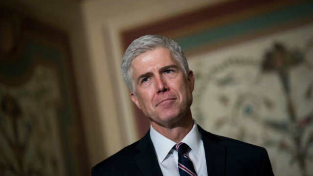 Gorsuch once recommended that federal judges visit Gitmo to see how de...