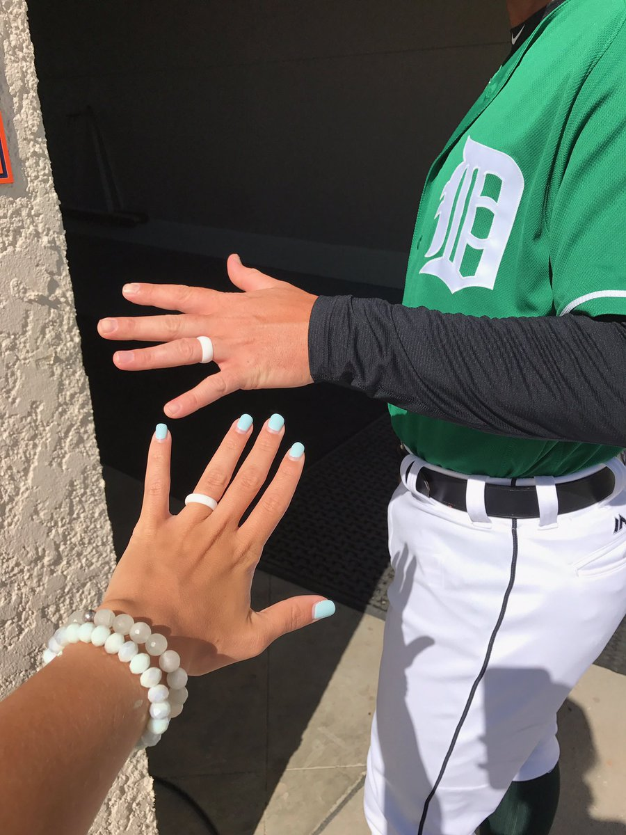James Mccann On Twitter We Love Our Qalo Wedding Bands Thank You