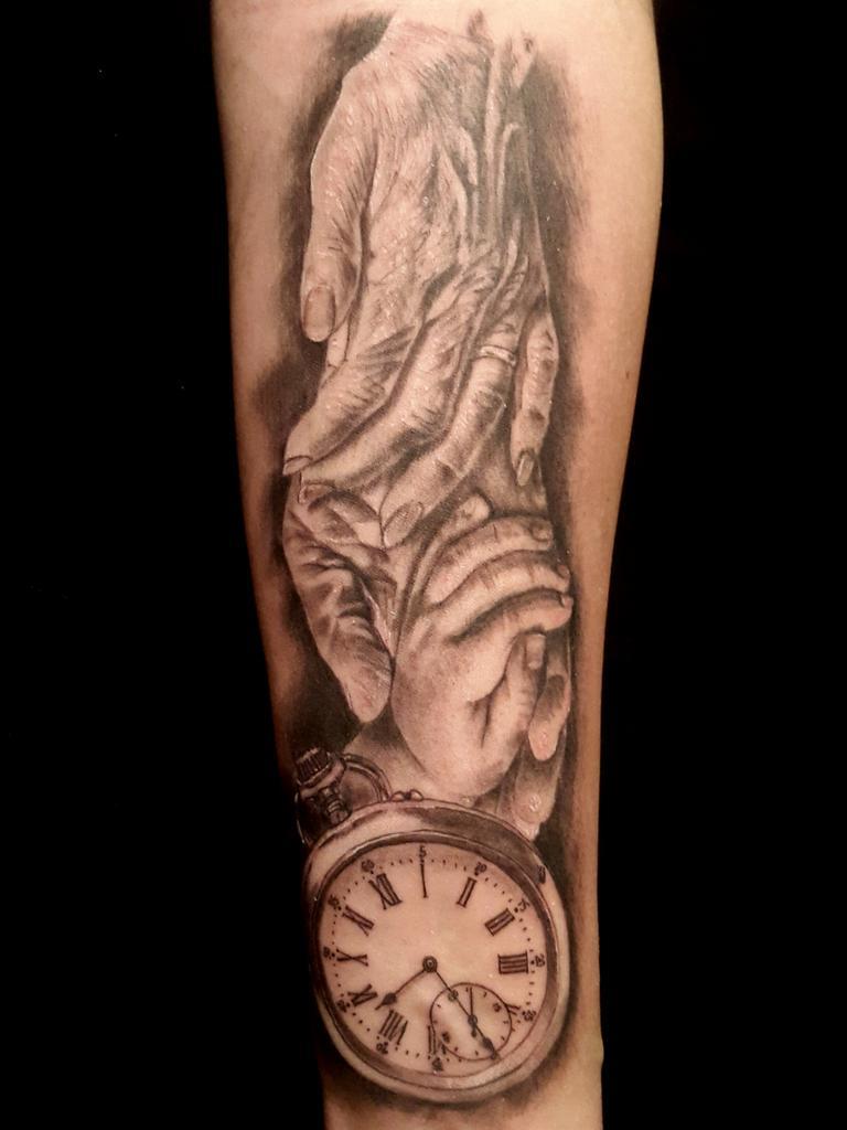 Jonathan On Twitter Uno De Recién Espero Les Guste Tatuaje