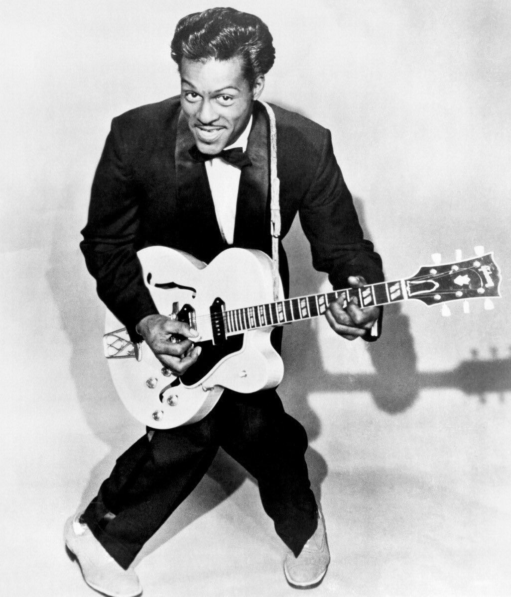 Rest In Peace Chuck Berry https://t.co/mBIVYnOaCu