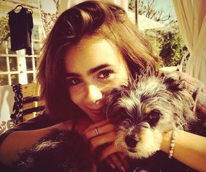 Happy birthday to model, actor and anti-bullying advocate Lily Collins!