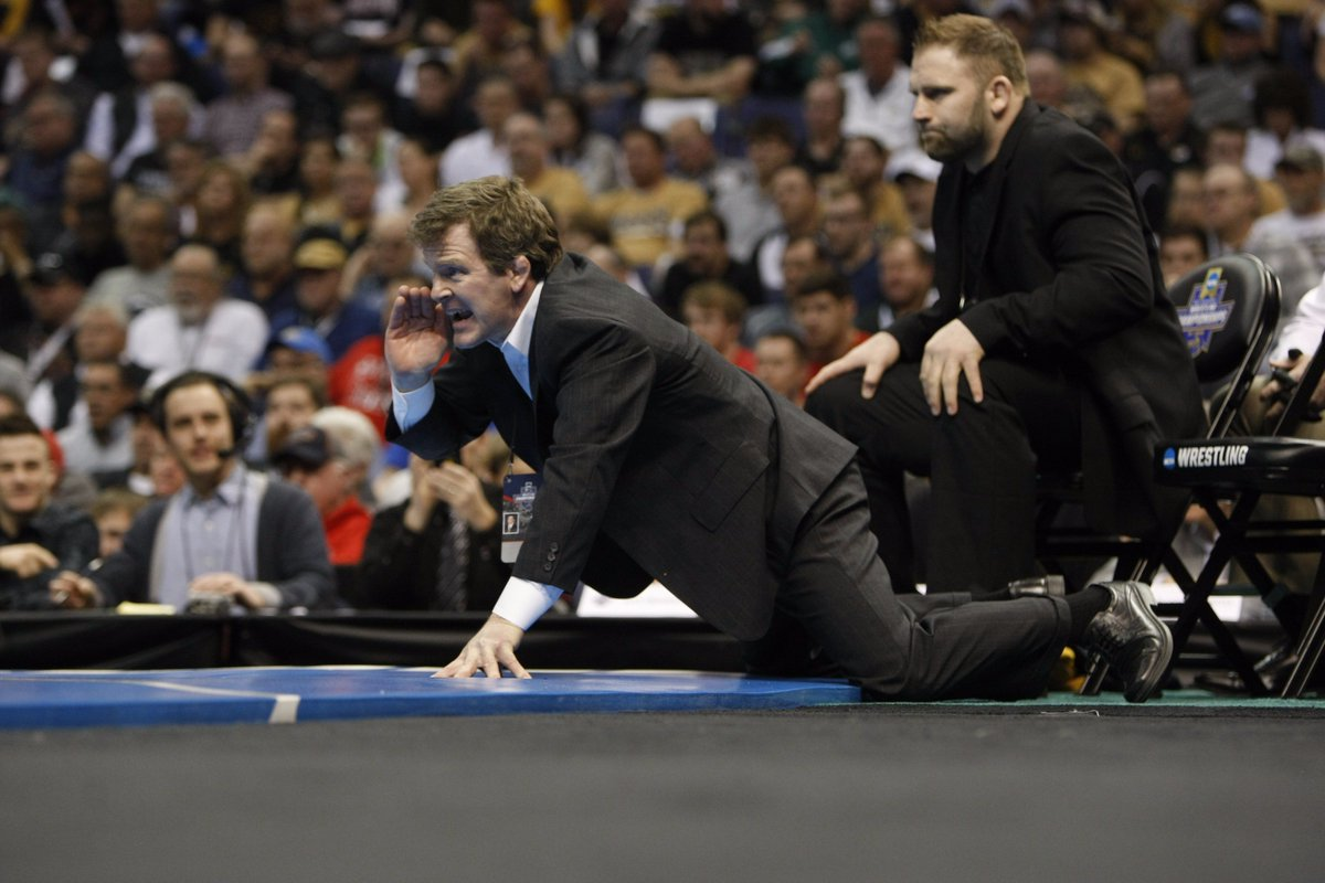 INTENSE doesn't begin to describe it. #NCAAWrestling https://t.co/rnob7LCdHk