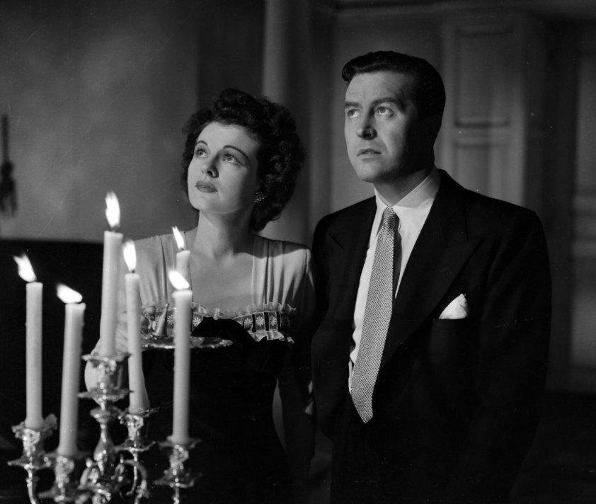 Tonight on #Svengoolie, THE UNINVITED (1944). https://t.co/9yTiO49mNA