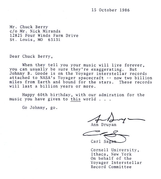 "Steve Silberman On Twitter: ""Amazing Letter From Carl Sagan To"