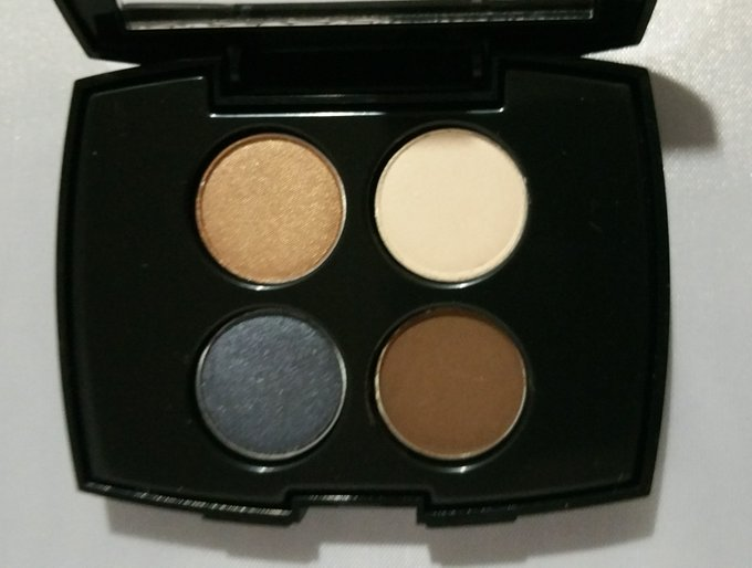 Lancome GWP Eyeshadow Quad Daylight Gaze Lezard Color du Jour Color Design