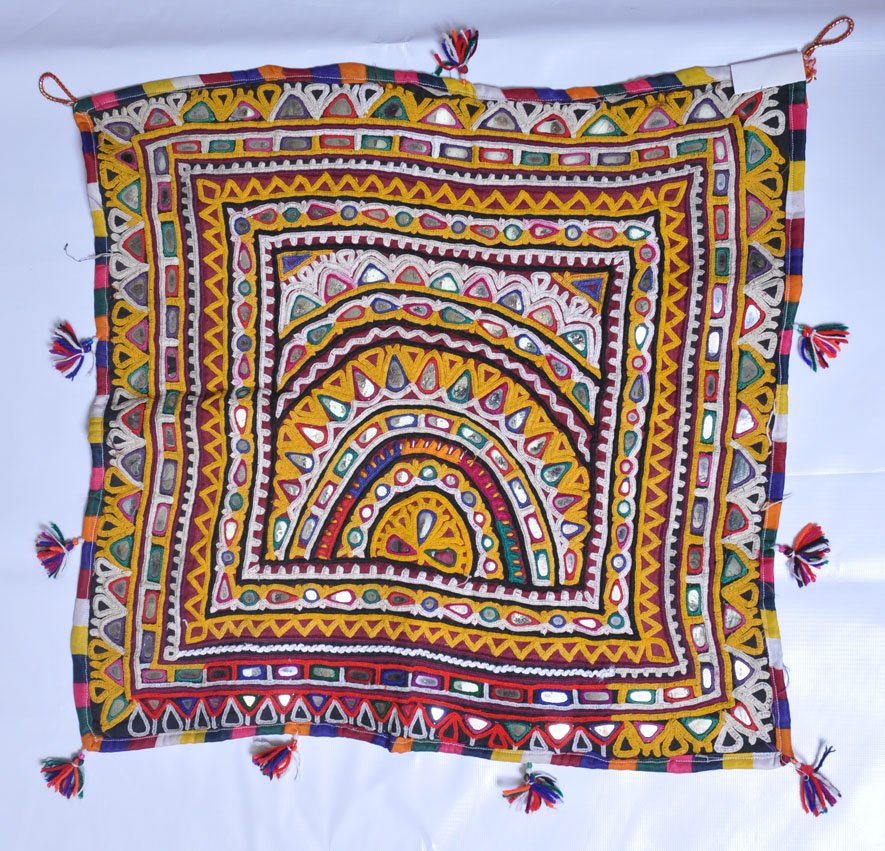Womensart On Twitter Kutch Embroidery Is A Craft And Textile
