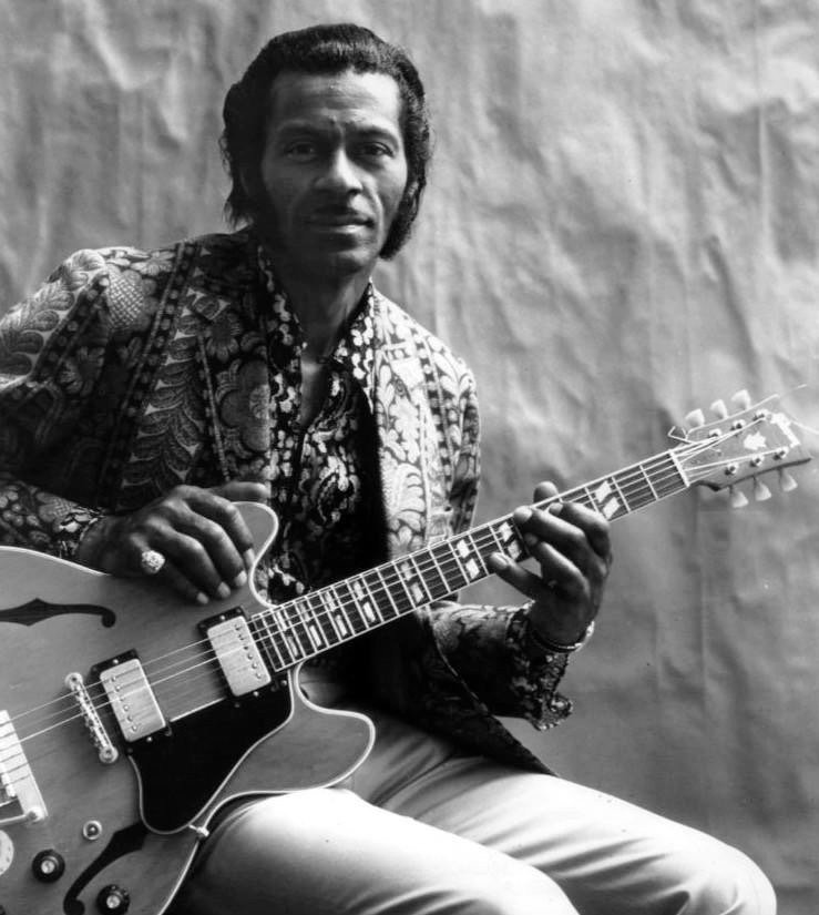RIP #ChuckBerry, the genesis behind the great sound of rock n roll. Al...