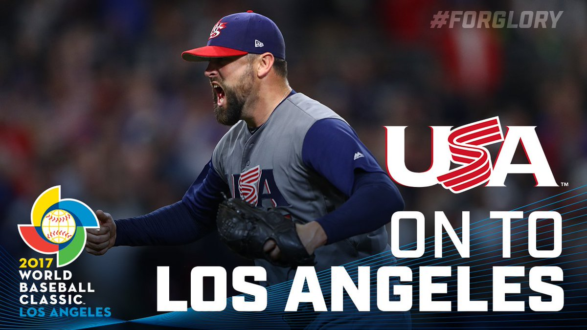 We're coming for ya, LA! #ForGlory