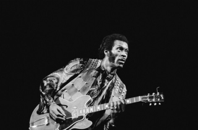 RIP Chuck Berry - The Real King of Rock and Roll https://t.co/W5ipcfO3FN