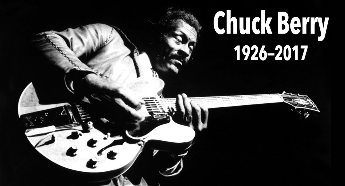 Chuck Berry, had  &#39;No particular place to go&#39; ....RIP in that Rock studio in the sky #RIPChuckBerry #rocknrolllegend #RockInPeace <br>http://pic.twitter.com/tI96DZmPLf