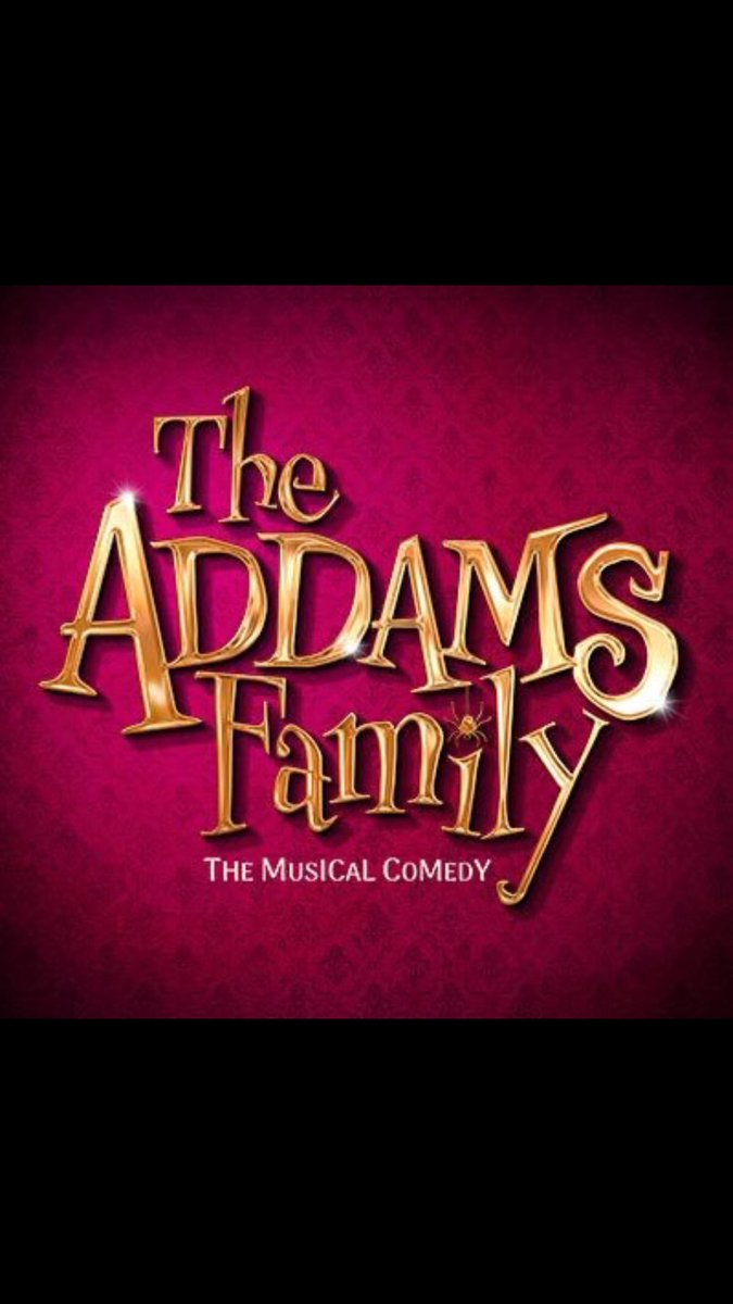 First full company day of @AddamsFamilyUK rehearsals tomorrow! Cannot wait! https://t.co/3hZmY0J2rb