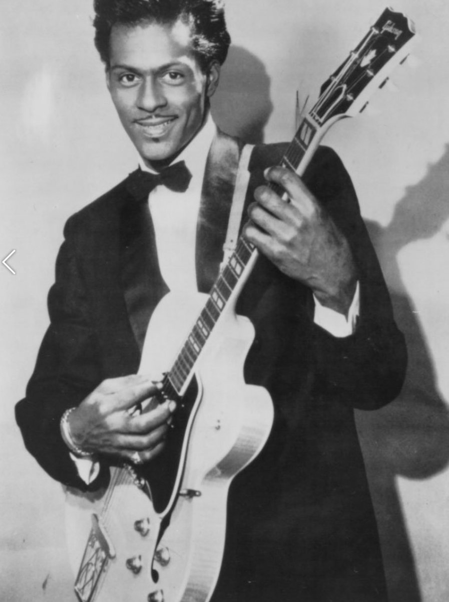 By many metrics, Chuck Berry was and forever IS a rock god #rockinpeace <br>http://pic.twitter.com/E5gzfxGUkk