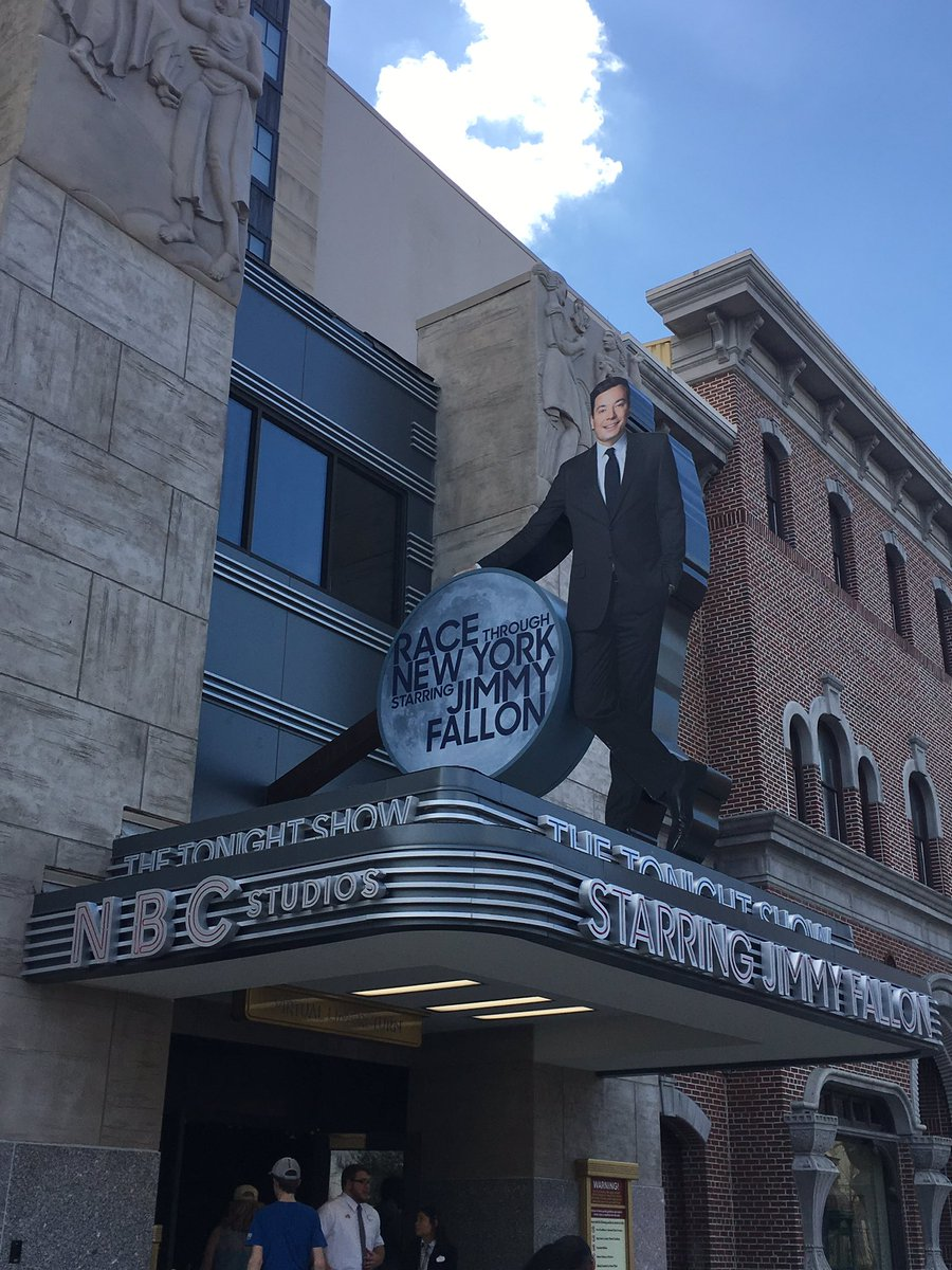@jimmyfallon Are you super excited to come back to @UniversalORL?