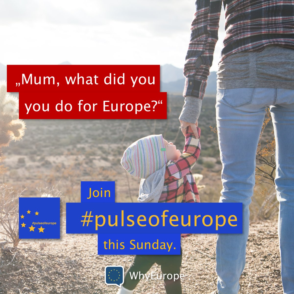 Clear answer: We organize, demonstrate and fight for it!   Today is again #PulseOfEurope   #NoAfD #NoPegida #MEGA <br>http://pic.twitter.com/MFKmezv1Ht