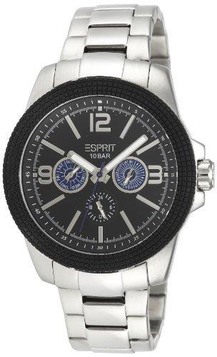 Esprit Herren-Armbanduhr XL 304 STAINLESS STEEL Analog Quarz Edelstahl A.ES... Spare 83,74€. Nur 31,26€  http://www. dlgnrtr.de/u.php?s=190030  &nbsp;   #laufen <br>http://pic.twitter.com/HtFbcpl1NW