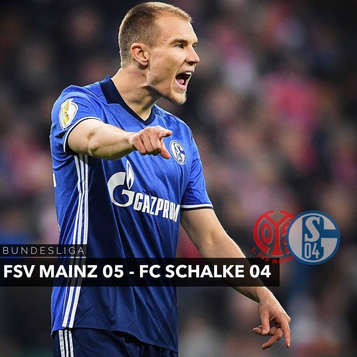 Matchday! 👊 #M05S04 #Bundesliga https://t.co/78UwGJK00S