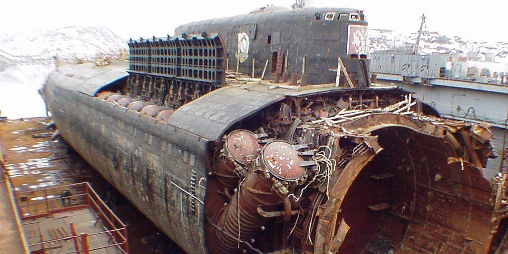 служба в россии на подводной лодке
