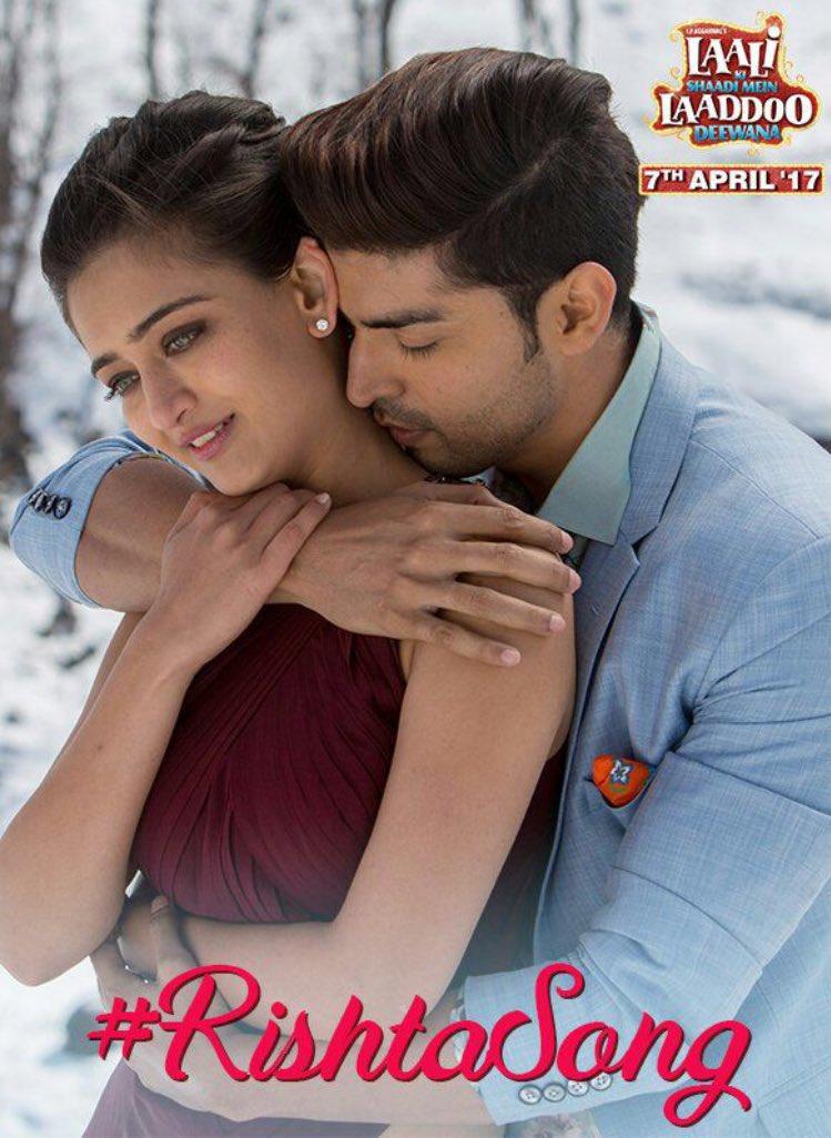 Feel the love with #RishtaSong @gurruchoudhary @AksharaHaasan1 @offici...