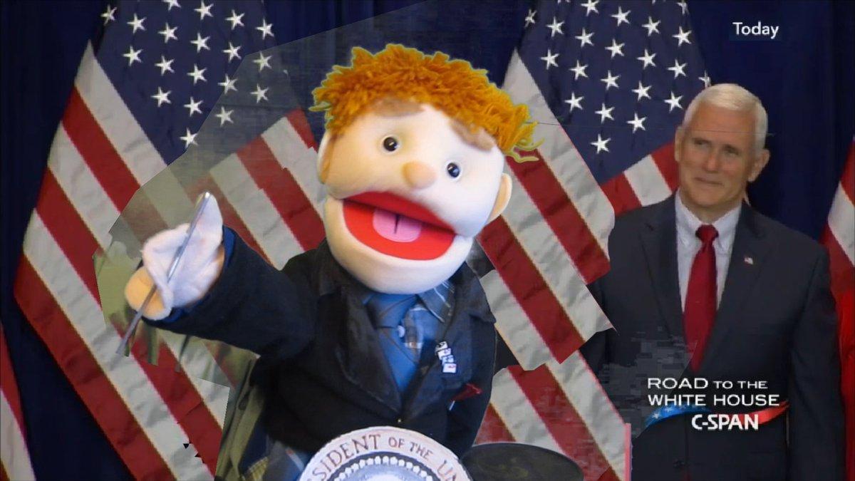 @politico @buzzfeednews @buzzfeed @bbc #Parody of Pres #Trump. Stop Fake News, Stop Leaks Sean #Spicer briefing  https:// youtu.be/z2UgF_FUTbI  &nbsp;  <br>http://pic.twitter.com/22JeOfImEc