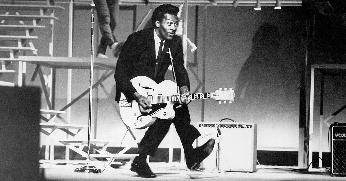 Rock 'n' roll mucidi Chuck Berry, 90 yaşında hayatını kaybetti. https://t.co/ZhyMViXCM7