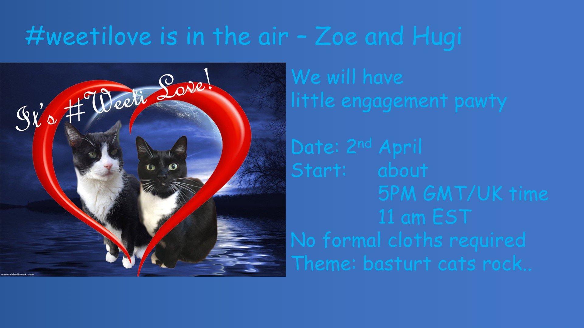 Thumbnail for #WeetiLove Hugo and Zoe #weeti s
