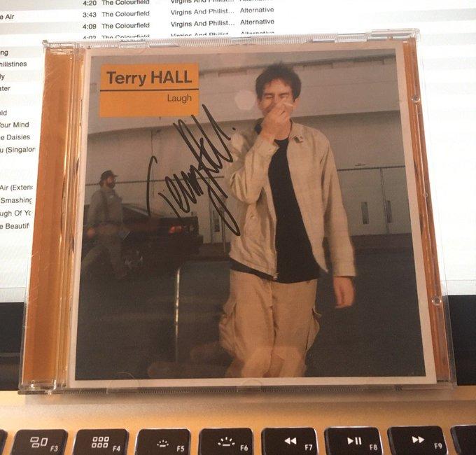 Happy birthday Terry Hall