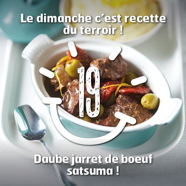 Repas terroir et réconfort ; jarret de boeuf façon daube satsuma ! #familytime    http:// bit.ly/2jRf2Hb  &nbsp;  <br>http://pic.twitter.com/nD1OfbIIRm