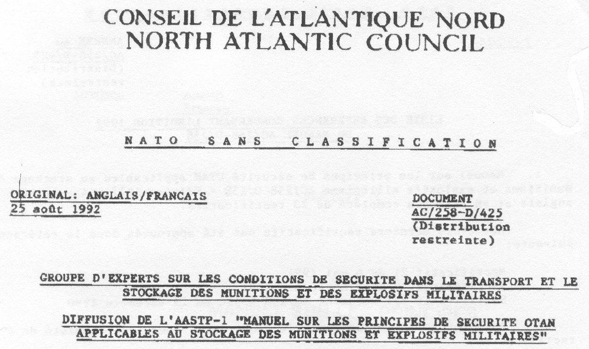 @LamireauT L&#39;#OTAN sait TOUT sur les pollutions MAJEURES par les armes à l&#39;#uranium &quot;appauvri&quot; et autres SALOPERIES mais se TAIT ! <br>http://pic.twitter.com/yoYgSmPqmU