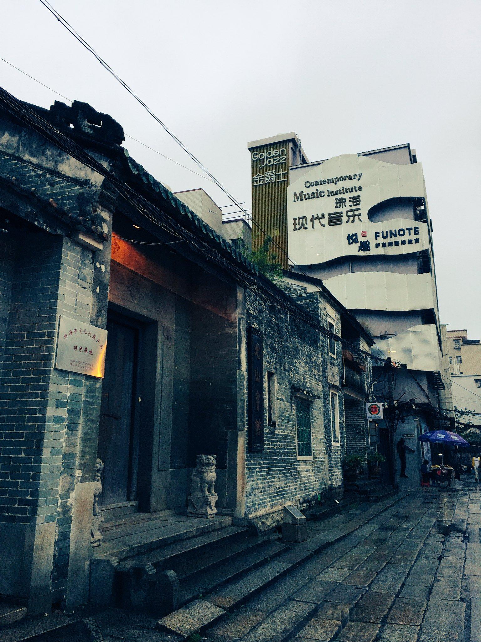 Pre-dinner wander in Beishan. https://t.co/u9RF4phJpR