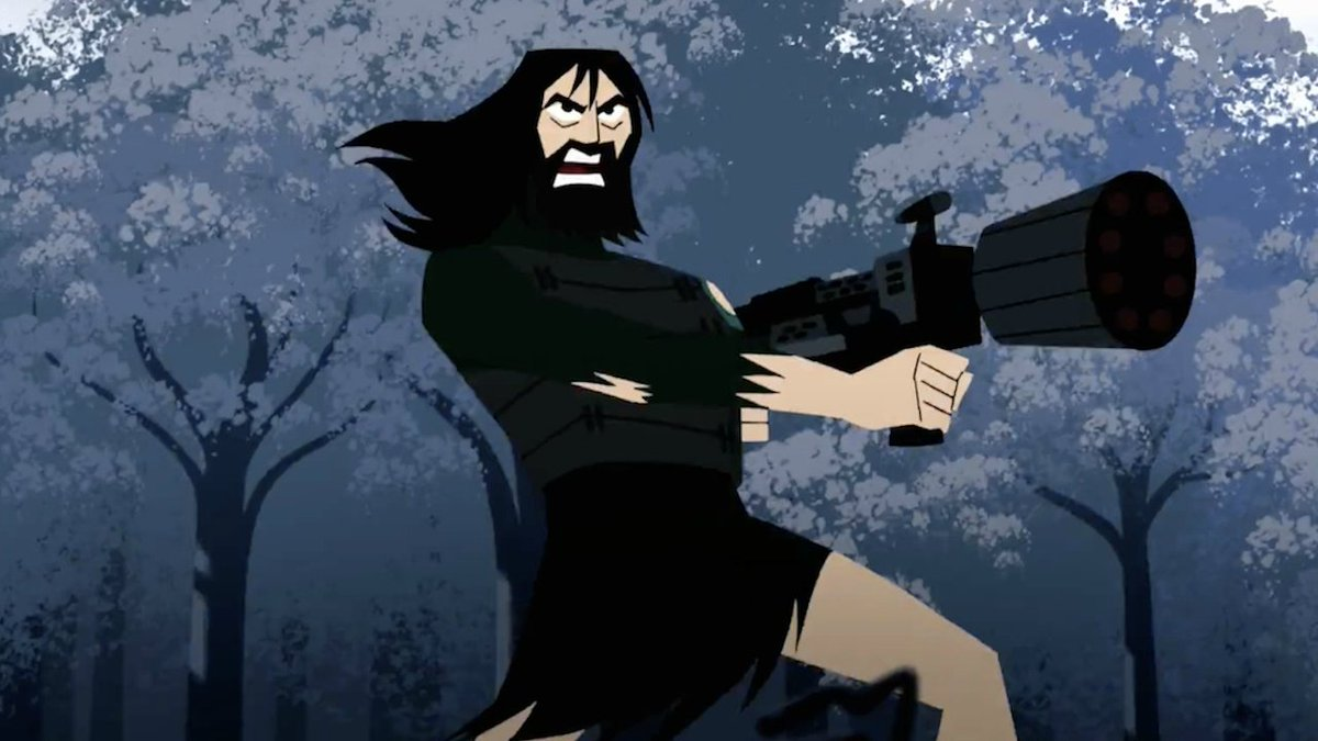 The latest #SamuraiJack included a shocking event!   Our review: https...