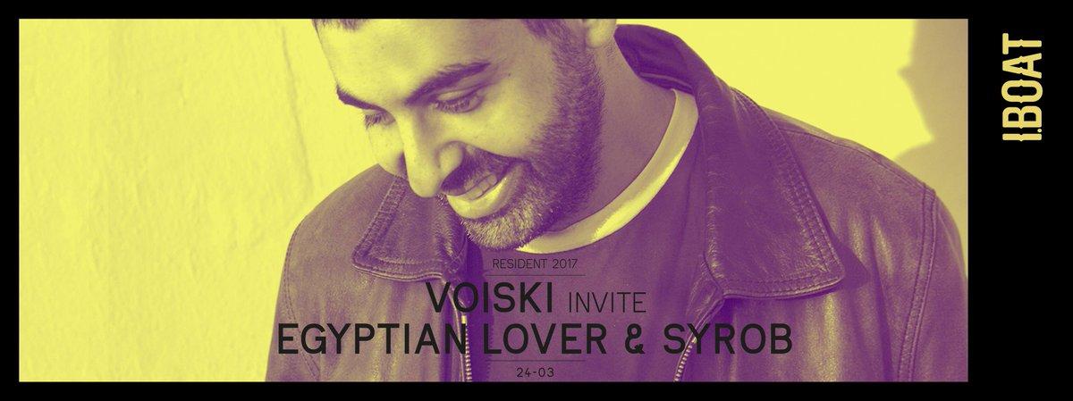 Ce soir→ @IBOATbordeaux : Voiski residency - @thegyptianlover (Live), Syrob  &gt; Préventes à 13,49€ sur l&#39;appli! #CLUB <br>http://pic.twitter.com/87Y3ZzrzB4