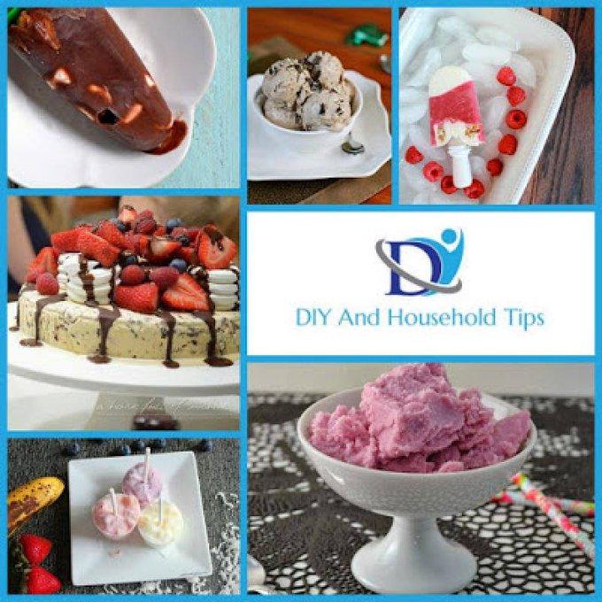 20 Frozen Treat Recipes