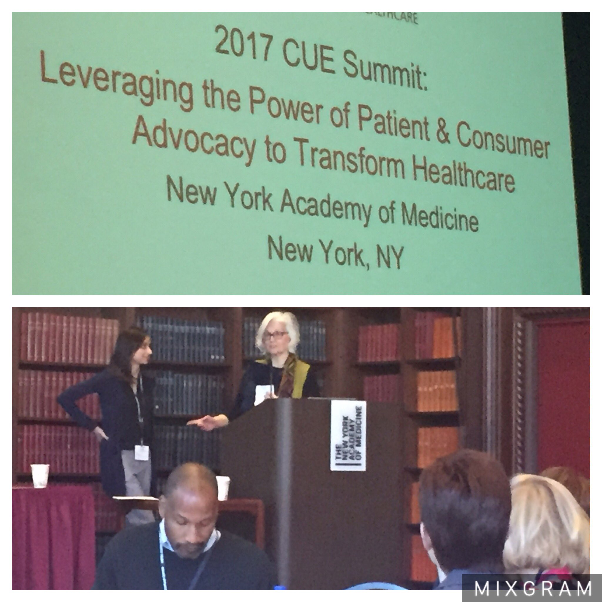 Now open: Summit on leveraging the power of patient and consumer advocacy! #CUESummit17 @KayDickersin https://t.co/eOvPxhFcLC