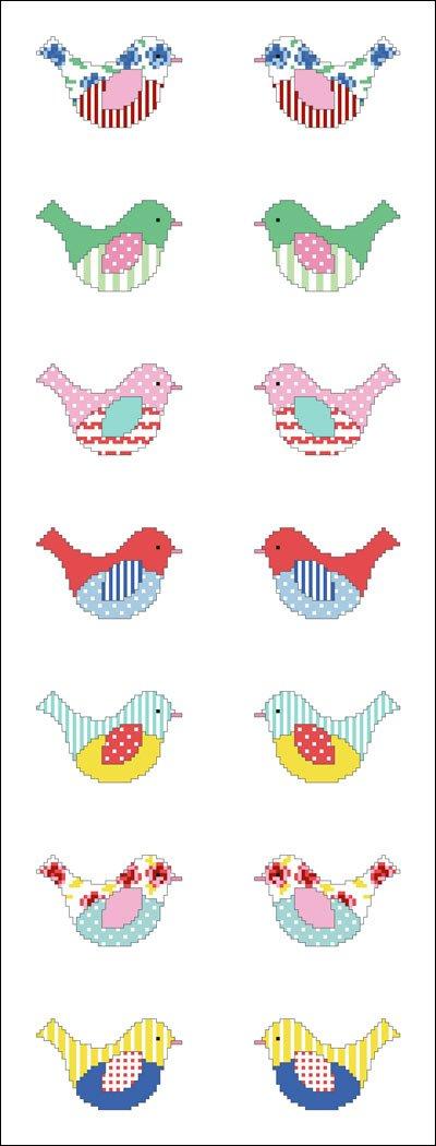 Схемы для вышивки крестом мишка тедди